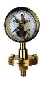YXC系列特种磁助电接点压力表-厂家直销